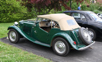 MG/Austin Healey roundup