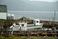 Fishing boats at Norris Point