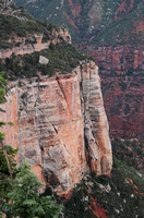 Kaibab Limestone Cliff, North Rim