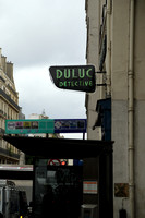The most celebrated detective agency in Paris, Rue du Louvre