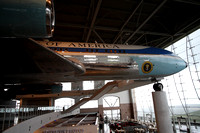 Underside of Air Force One