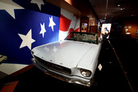 Ford Mustang used by Reagan