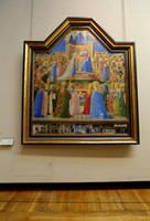 Coronation of the Virgin- Fra Angelico