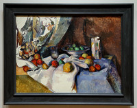 Still Life with Apples (Cezanne), MoMA, NYC