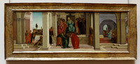 Scenes from the life of Esther- Botticelli