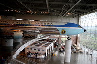 Reagan Library (and Air Force One)