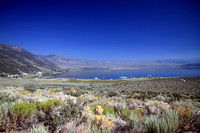 Mono Lake from south