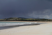 Storm over Gwebarra Bay