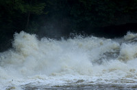 Standing wave at Swallow Falls, Swallow Falls SP