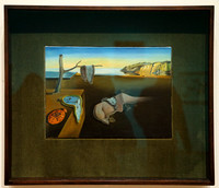 The Persistence of Memory (Dali), MoMA, NYC