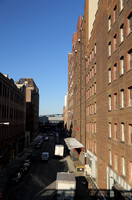 Chelsea warehouses, High Line, NYC