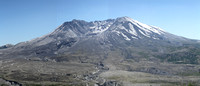 Mt. St. Helens Montage, from Johnston Ridge