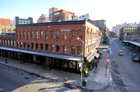 Meatpacking District, Gansevoort and 11th Ave, NYC