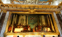 Mural, Palace of Versailles