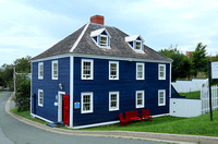 The Anderson House (ca. 1800) oldest extant house in St. John's
