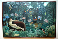 The Dream (Rousseau), MoMA, NYC
