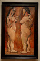 Two Nudes (Picasso), MoMA, NYC