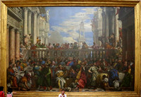 Wedding Feast at Cana- Veronese