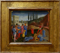 Beheading of SS. Cosmas and Damian- Fra Angelico