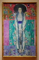 Portrait of Adele Bloch-Bauer II (Klimt), MoMA, NYC