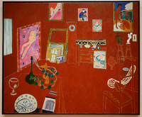 The Red Studio (Matisse), MoMA, NYC