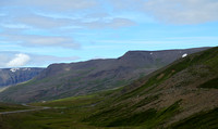 The road to the West Fjords